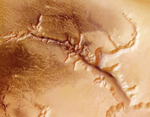 Even Mars Have Worms! NASA Reveals Images From The Red Planet's Version Of Frozen South Pole