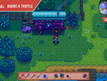 Mayor's Need Quest, How to get Truffle Oil in Stardew Valley