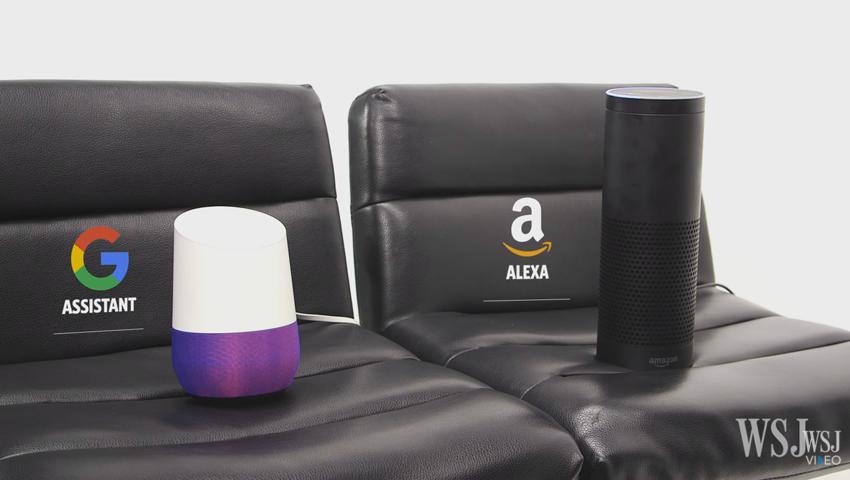 Alexa vs. Google Home: Conversation Capabilities Of Smartspeakers