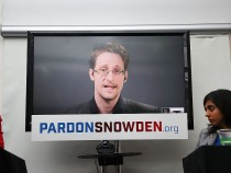 Edward Snowden Sat Down For An Interview With Twitter CEO Jack Dorsey