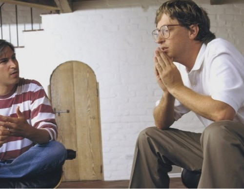 The Rivalry of Steve Jobs and Bill Gates