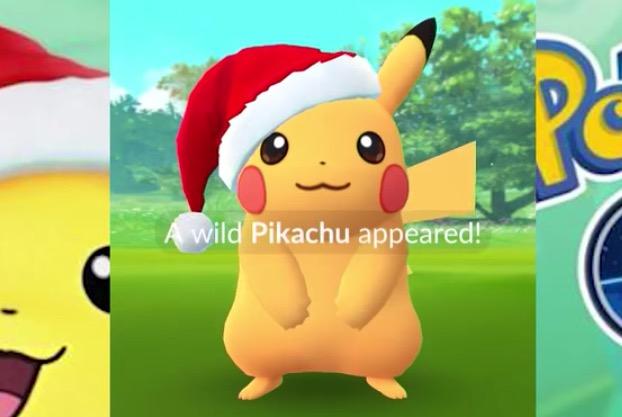 Christmas Update Pokemon Go.Pokemon Go How Niantic Can Make Its Christmas Event Better