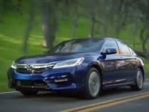 2017 Honda Accord Hybrid Provides Optimum Fuel Efficiency