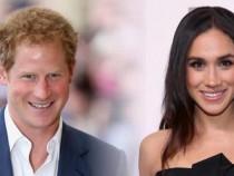 Royal Prince Harry and girlfriend Meghan Markle
