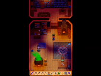 Stardew Valley Finding the Shrine of Illusions