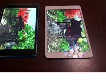 Xiaomi MI PAD vs IPAD Mini 3