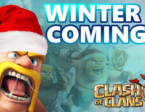 Clash Of Clans Winter Update: New Troop, Resource Icons Arrive; Supercell To Unveil More Details Today