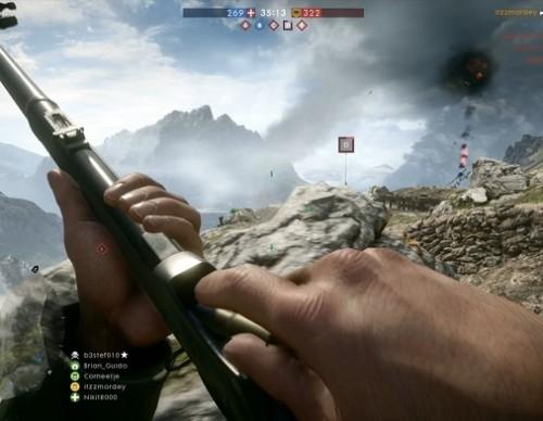Latest Battlefield 1 Update Makes Sniper Rifle A Complete Joke