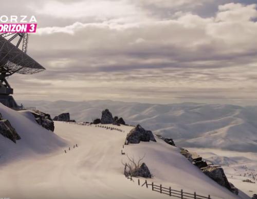 Forza Horizon 3 Blizzard Mountain Review