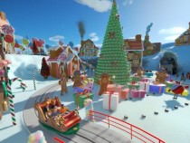 Planet Coaster Winter Update Arrives; Take A Look At All The New Free Content