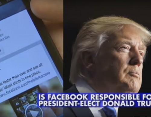 Facebook And Donald Trump