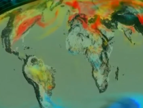 How Does Carbon Dioxide Look In The Atmoshpere? NASA Releases 3D Video