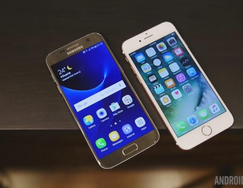 iPhone 7 and Galaxy S7: Specs, Design & Features Review + Year-End Deals