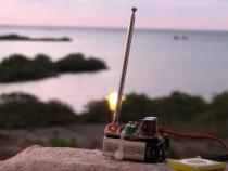 Researchers Build World's Smallest Radio Receiver