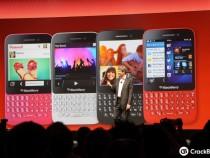 BlackBerry Q5 Announced At BlackBerry Live 2013