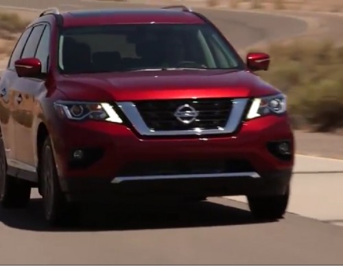 2017 Nissan Pathfinder Review: The Perfect Family SUV
