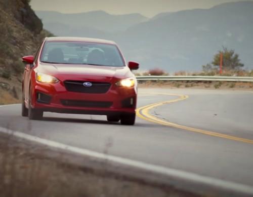 Subaru Latest Update: Stateside 2017 Impreza Rolls Out
