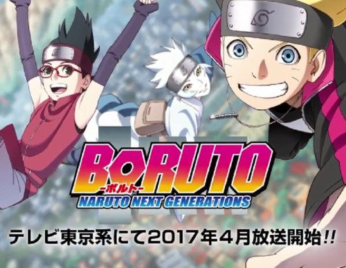 'Boruto: Naruto The Next Generation' Anime