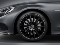 Mercedes-Benz Just Revealed the S-Class Night Edition Coupe, Will Be Unveiled At The Detroit Auto Show