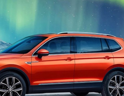 Here's Everything We Know About The New VW Tiguan And How It Compares To The Stretched Allspace Version
