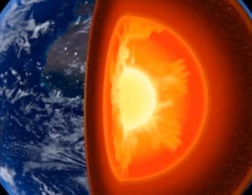 Jet Stream Found In Earth's Core