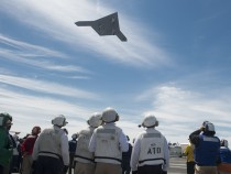 The X-47B Drone