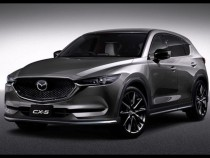 Mazda Brings Custom CX-5 And CX-3 Versions At Tokyo Auto Salon