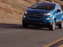 Ford Brings EcoSport To US Market