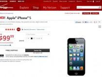 Verizon Leaked iPhone 5 Price Drop