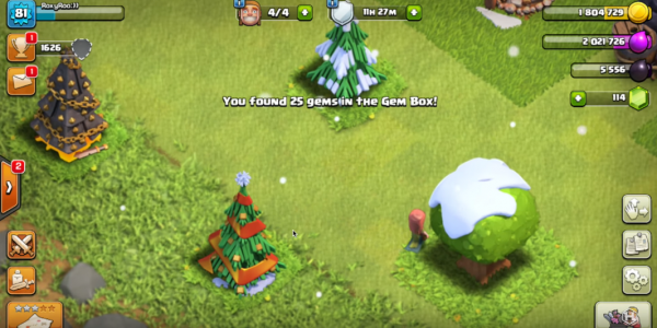 All Coc Christmas Trees.Clash Of Clans Guide How To Keep Seasonal Christmas