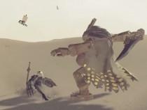 NieR: Automata Unveils New Open World Gameplay Trailer