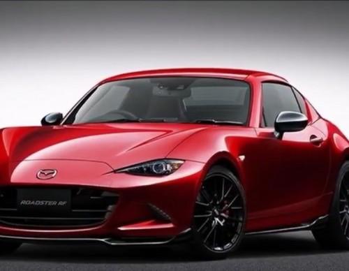 Custom Mazda MX-5 Makes Tokyo Auto Salon Appearance