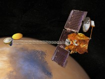 NASA Launches Odyssey Satellite