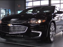2017 Chevrolet Malibu Gains Traction In Sales