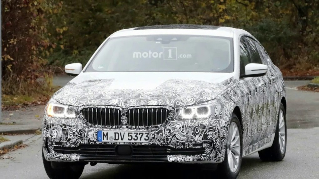 First Ever BMW 6 Series GT Slated For Release In 2018
