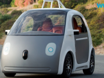 Waymo's self-driving car