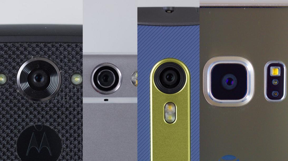 The Best Camera Smartphones Of 2016