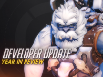 Overwatch Developer Update: Year In Review Plus Highlights Plans For Next Year
