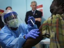 NIH Launches Ebola Vaccine Trials In Liberia