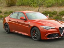 Alfa Romeo Works On Veloce Bound For U.S Market