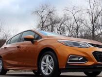 2017 Cruze Hatchback Joins Its Sibling Sedan