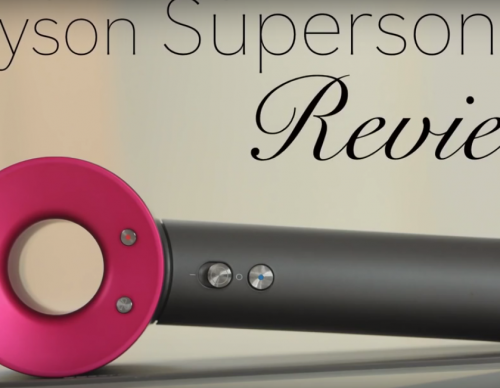 Dyson Launches SuperSonic : The Next Generation Hair Dryers