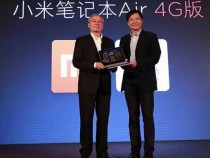 Xiaomi Launched Notebook Air 4G