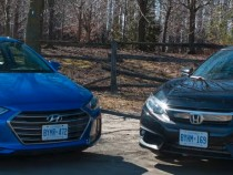 Battle Of Sedans: 2017 Honda Civic vs 2017 Hyundai Elantra