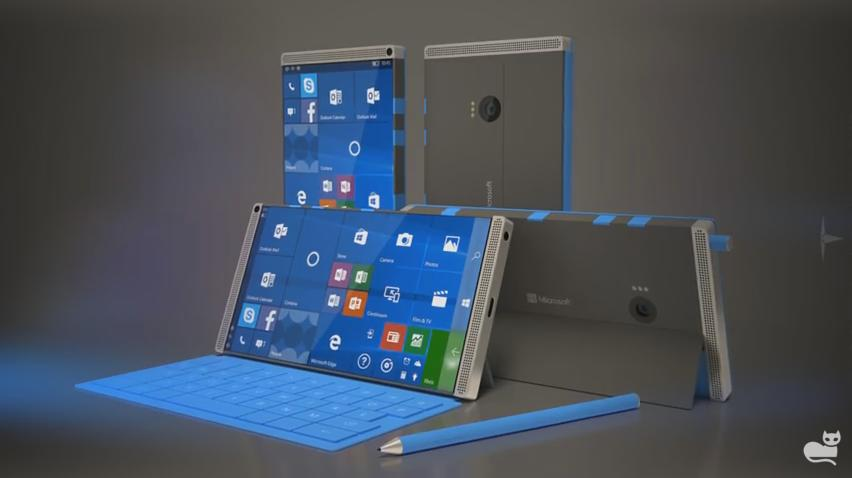The Microsoft Surface Phone Will Introduce A New Category Of Handhelds