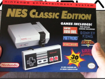 NES Classic Edition In Stock At Amazon, GameStop And Nintendo's NYC Store
