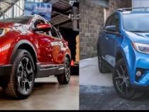 Round 2: 2017 Honda CR-V vs 2017 Toyota RAV4
