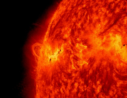 Solar Flare and Coronal Mass Ejections