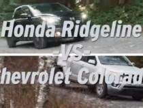 Pickup Wars: 2017 Honda Ridgeline vs 2017 Chevrolet Colorado