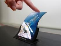 LG Bendable Display
